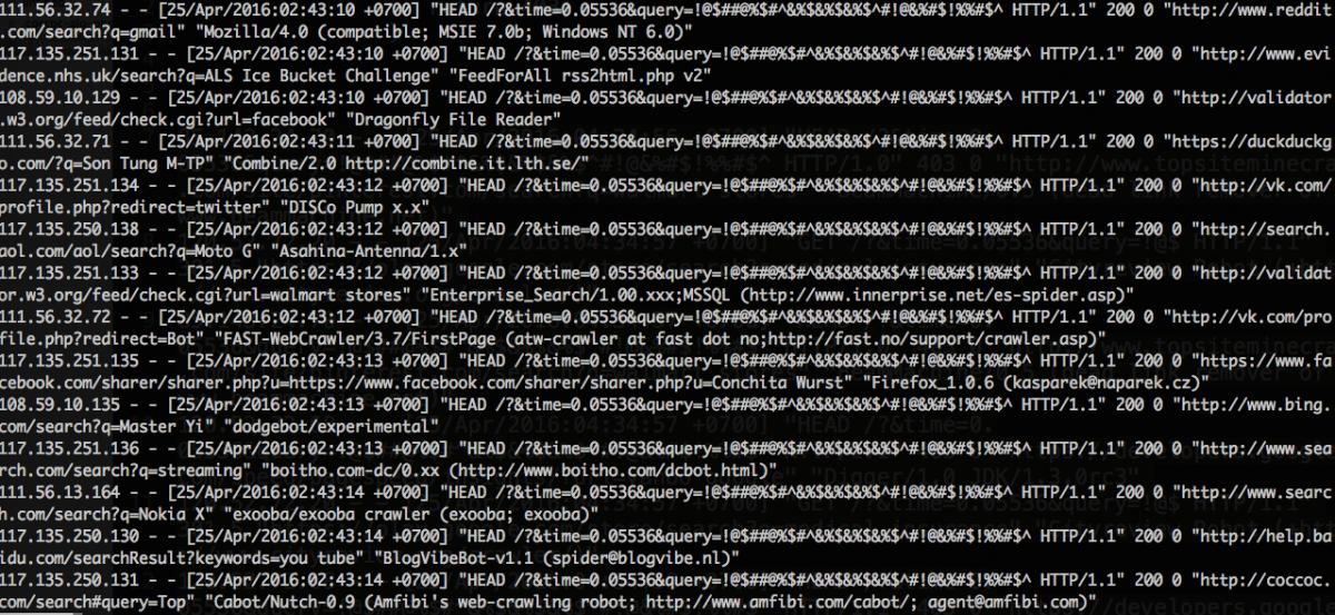Giới hạn HTTP request method với Nginx
